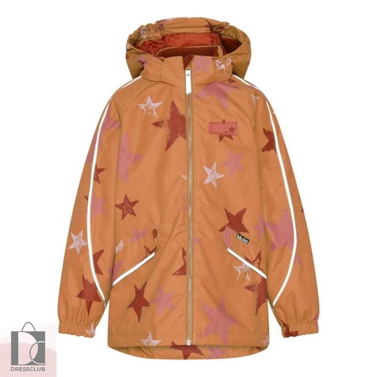 Molo Heiko Rosewood Star куртка