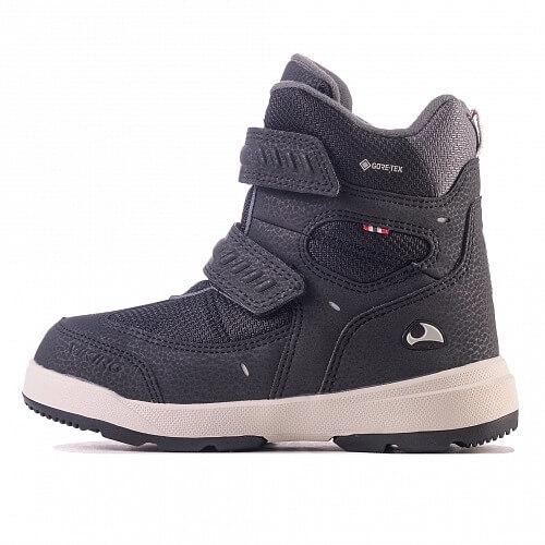 Viking  Boots Toasty II GTX Black/Charcoal (черный) ботинки