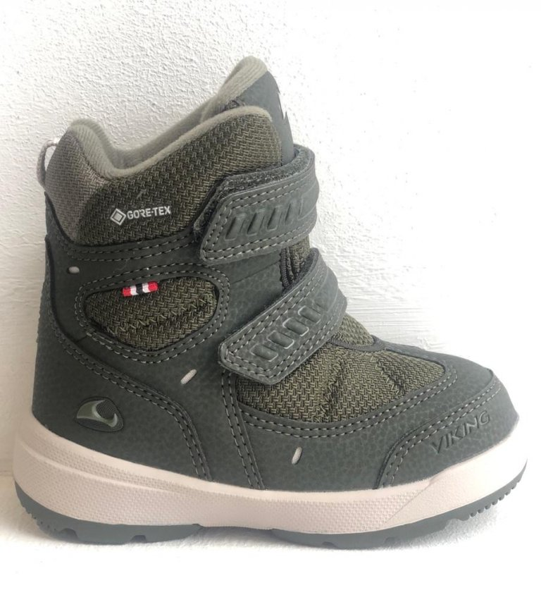 Viking  Boots  Toasty II GTX Huntinggreen/olive (темно-зеленый) ботинки