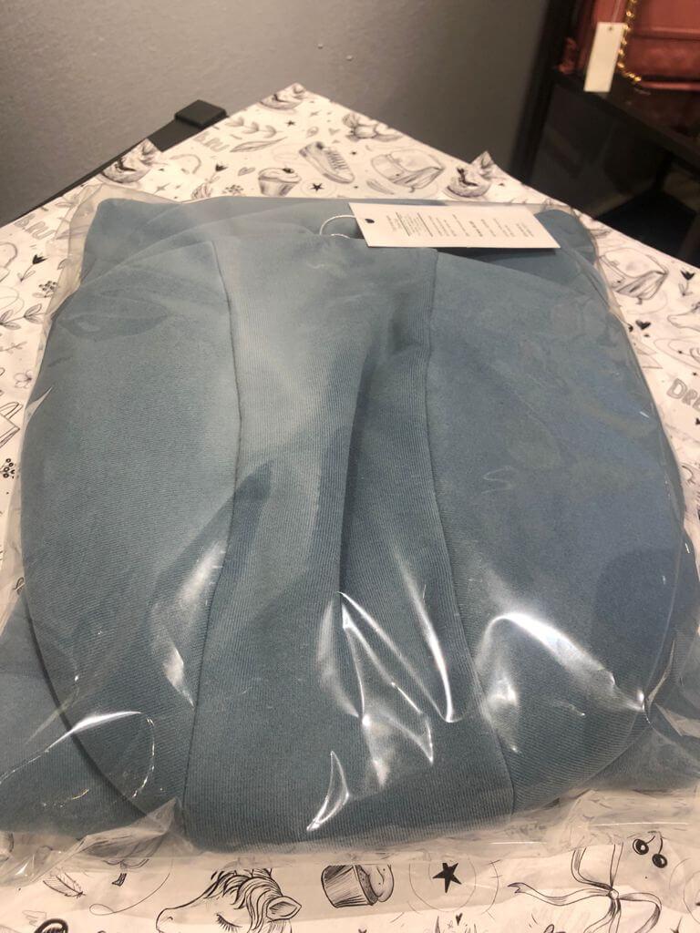 Dressclub костюм мужской флис винтажный синий